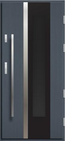 DRZWI GLASS G 60 WĘGRZYN
