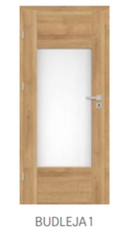 Drzwi BUDLEJA 1
