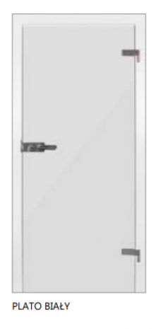 Drzwi Platon BIAŁY