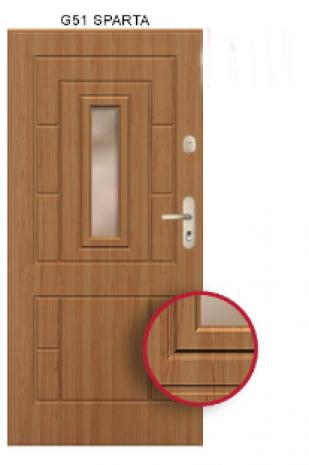 Drzwi G51 SPARTA