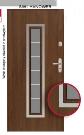 Drzwi SW1 HANOWER