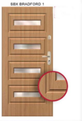 Drzwi  SBX BRADFORD 1
