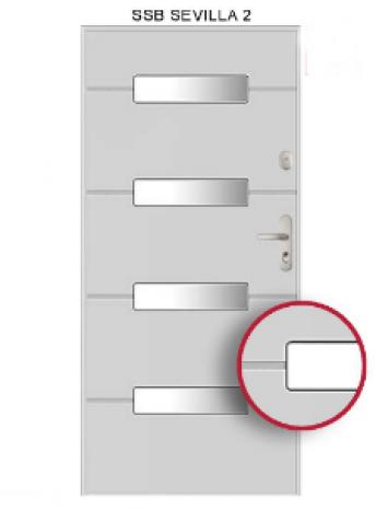Drzwi  SSB SEVILLA 2