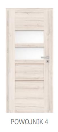 Drzwi POWOJNIK 4