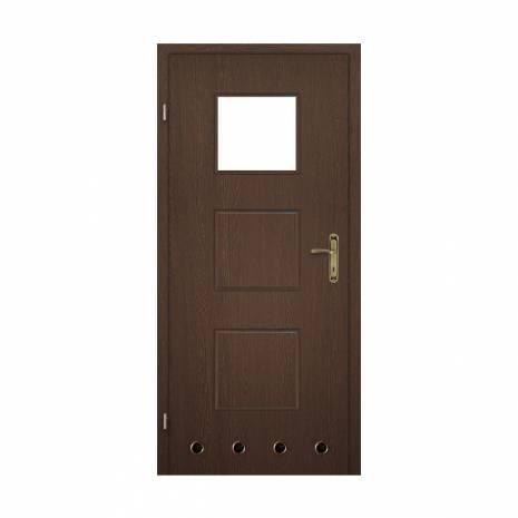 Drzwi Triplex SZKLONE 1/3