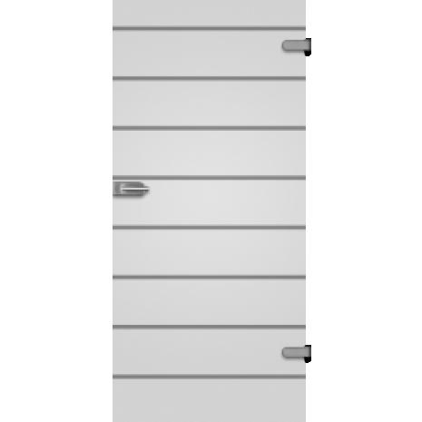 Drzwi Galla decormat szk.piaskowane 3