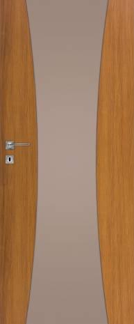Drzwi Vetro C1 DECORMAT BRĄZ