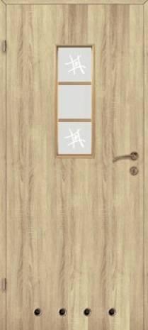 Drzwi Bianco LAKIEROWANE 3/5