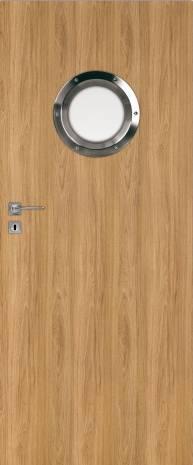 Drzwi Standard CPL BULAJ STALOWY