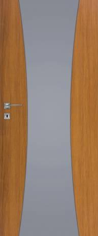 Drzwi Vetro C1 DECORMAT  GRAFIT