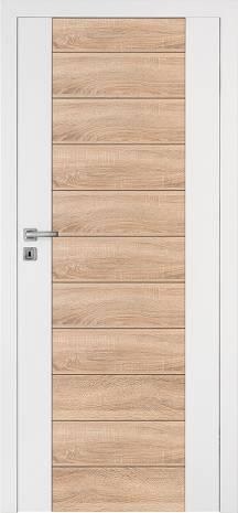 Drzwi Magnat White W-4