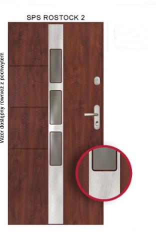 Drzwi SPS ROSTOCK 2