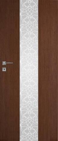 Drzwi Vetro natura B12