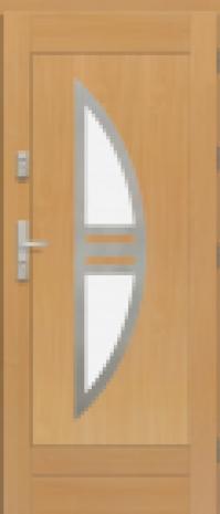 Drzwi Elegant Inox  W2