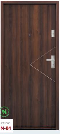 Drzwi Bastion N-04