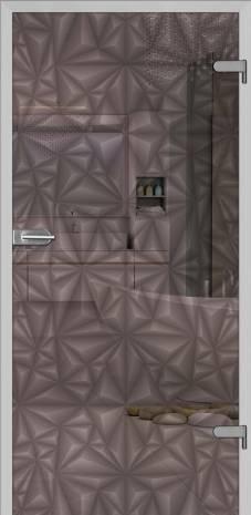 Drzwi Gossa 4 przeźroczysta