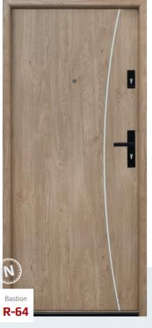 Drzwi Bastion R-64
