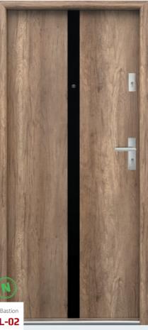 Drzwi Bastion L-02