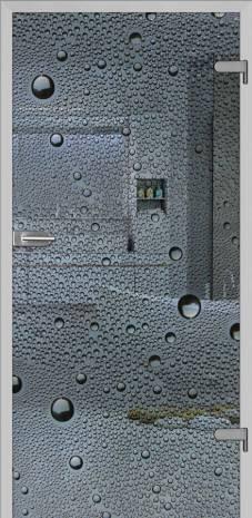 Drzwi Gossa 16 przeźroczysta