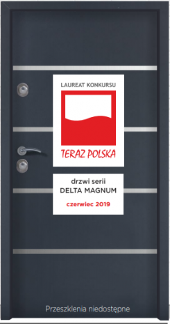 Drzwi Delta MAGNUM 68K/68KR