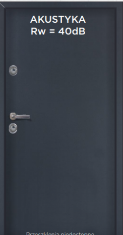 Drzwi Delta MASTER 56KR