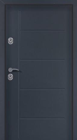 Drzwi Delta PERFECT 68X   QUATRO TYLKO 90E PŁYTKO TŁOCZONE