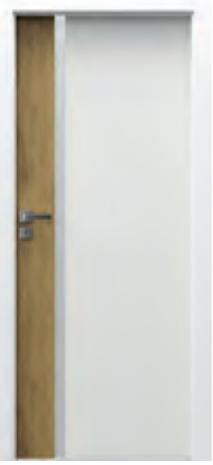 Drzwi Porta DUO 4.A z szybą