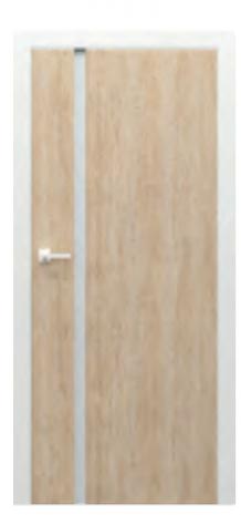Drzwi Porta LOFT MODEL 4.A BIAŁA OŚCIEŻNICA