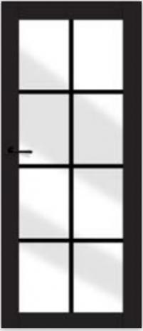 Drzwi bezprzylgowe LOFT 20