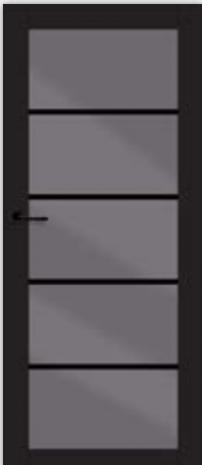 Drzwi bezprzylgowe LOFT 10