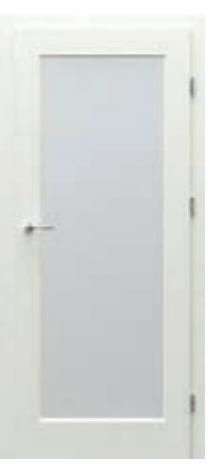 Drzwi PORTA SEVILLA z szybą