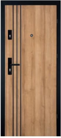 Drzwi BAZALT B3/A,P