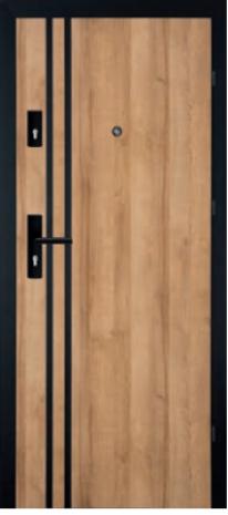 Drzwi BAZALT RC2 B1/C