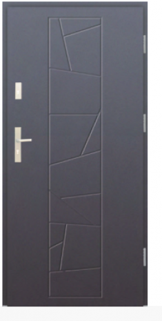 Drzwi Protect wzór 43c