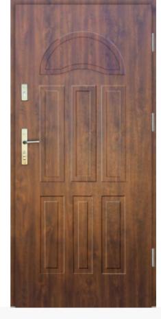 Drzwi Protect wzór 34