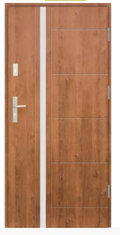 Drzwi Protect wzór 41b