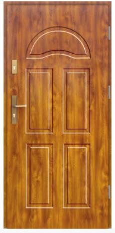 Drzwi Protect wzór 4