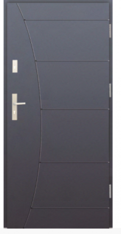 Drzwi Protect wzór 26f