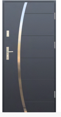 Drzwi Protect wzór 40a