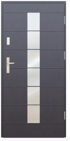 Drzwi Protect wzór 44a