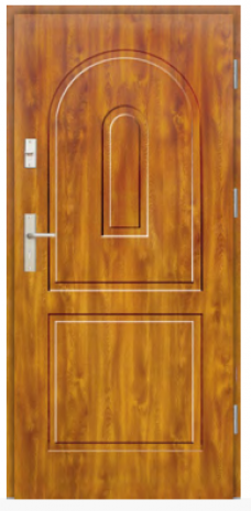 Drzwi Protect wzór 3