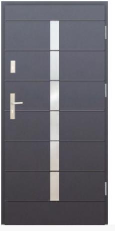 Drzwi Protect wzór 44c