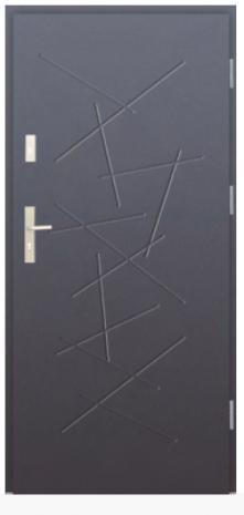 Drzwi Protect wzór 43b