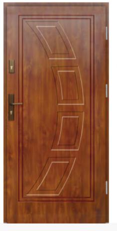 Drzwi Protect wzór 11