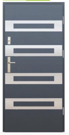 Drzwi Protect wzór 35