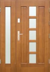 Drzwi Kolekcja Nietypowa DN-5 Derpal - Wrocław