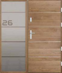 Drzwi Zewnętrzne Fiord 07
