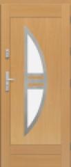 Drzwi Elegant Inox  W2 POL-SKONE - Wrocław
