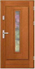 Drzwi Ramiakowo płycinowe wzór 36 Wiatrak - Wrocław