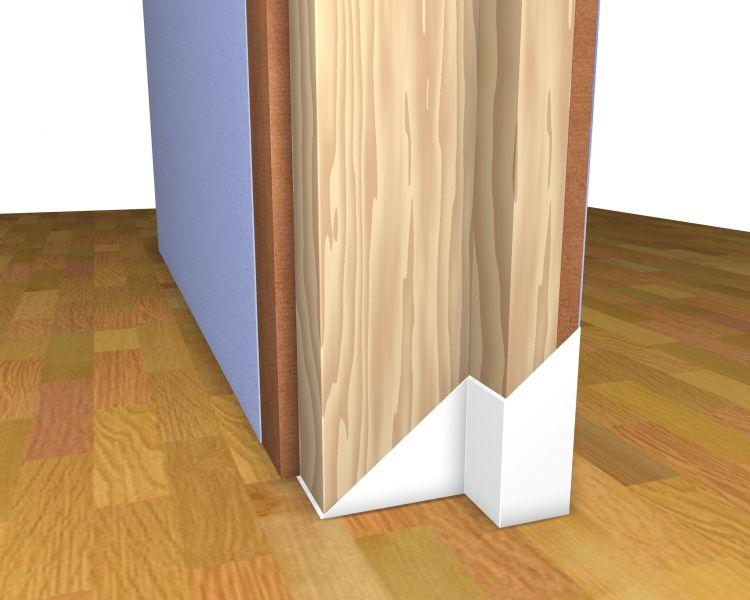 Drzwi z płyt MDF i HDF